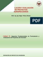 Formulacion Proyectos Agropecuraios Undad i