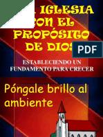 Iglesia Con Proposito v Parte