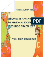 Sesion Personal Social