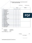 Daftar Nilai Rapor Semester Ganjil Smk Al 1