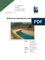 Informe Hidráulico Final
