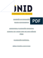 Cuadro Comparativo - Planeación Didáctica