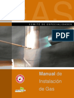 Manual de Instalación de Gas 2