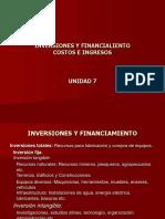 Unidad 6 Aspectos Financieros
