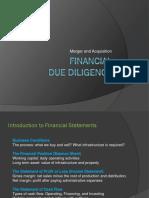 Financial DD