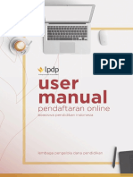 User Manual Pendaftaran - Beasiswa LPDP LAYOUT 13 Maret 2017 up 16 maret.pdf