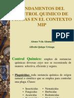 Control Quimico en El Mip