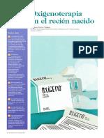 Saturacion de Oxigeno 2014