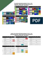 Jadwal Multimedia Per Tingkat