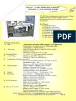 Pc Plc Based Multi Process Control System Trainer