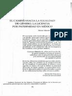 Licencia Por Paternidad en México