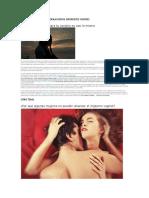 Sexo y Sexualidad Recopilacion de Varias Fuentes en Words
