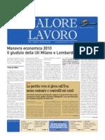 VALORE LAVORO 24_6