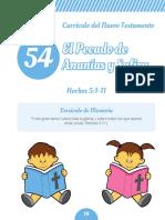 Ananias y Safira Ok
