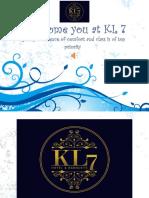 Kl7 Hotels & Banquets