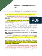 Republic vs Orbecido III Case Digest
