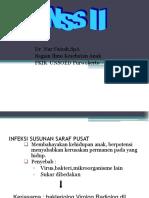 K37 - Infeksi SSP Pediatri