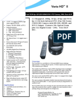 Verio HD II Datasheet