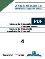 Brazilian Songbook Online Concert 4