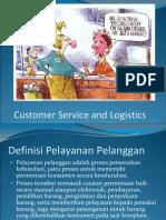 2 Customer Service and Logistics