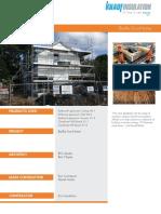 Baillie House - Case Study - Knauf Insulation