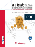 JAVA a FONDO (2ªEd)(Pablo Augusto Sznajdleder)