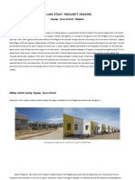 Resilient Housing Case Study Local