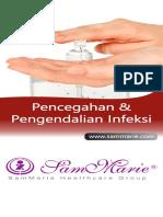 Brosur Pengendalian Pencegahan Infeksi