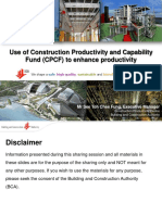 2 Use of Construction Productivity and Capability Fund (Cpcf) to Enhance Productivity 12jan17