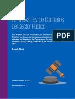La Nueva Ley de Contratos KPMG