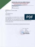 Permohonan Rekomendasi SKP BTCLS 2