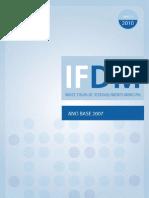 Índice Firjan de Desenvolvimento Municipal edição 2010