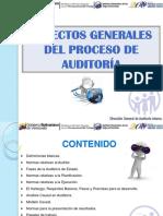 Aspectos Generales Del Proceso de Auditoria