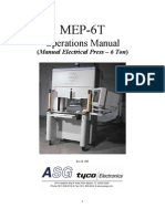 MEP 6T Operations Manual