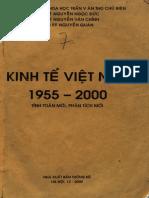 Kinh Tế Việt Nam 1955 - 2000 (2000) GS.tskh Trần Văn Thọ