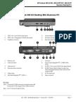 Hp Prodesk 400 g3 Dm , 400 g4 Mt-sff, 480 g4 Mt Business Desktop Pcs