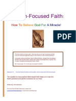Solution Focused Faith