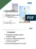 IHI Heavy Lifting Cranes-Hidetoshi Sakai