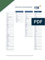 FTSE Country Matrix Sept 2010 Post 2009 CC Changes x