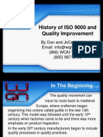 History of ISO 9000 and Quality_Improvement
