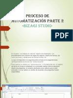 Proceso de Automatización Parte 2 - Power Point