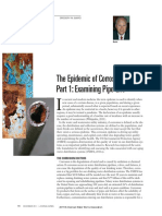 AWWA Dec 2011 the Epidemic of Corrosion Part 1 Examining Pipe Life