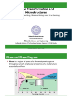 NPG Phase Transformation