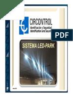 Sistema Led-park 2011