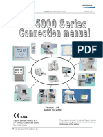 CV-5000 Connection Manual V104