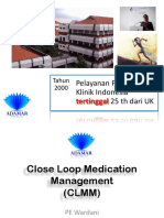 Close Loop Medication Management