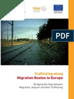 Bridging the Gap Between Migration Asylum and Anti-Trafficking