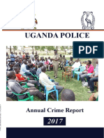 Uganda Annual Crime Report 2017