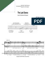 Kato Daiki- The Last Dance