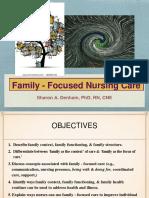 Family Focused Nursing __Denham 9.17.2018